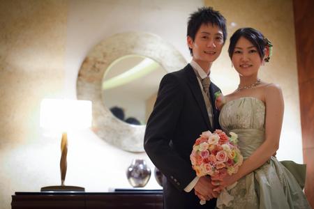 新郎新婦様からのメール ANAインターコンチネンタルホテルの花嫁様より、6年越しに _a0042928_23213589.jpg