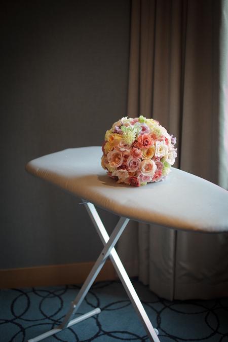 新郎新婦様からのメール ANAインターコンチネンタルホテルの花嫁様より、6年越しに _a0042928_2325590.jpg