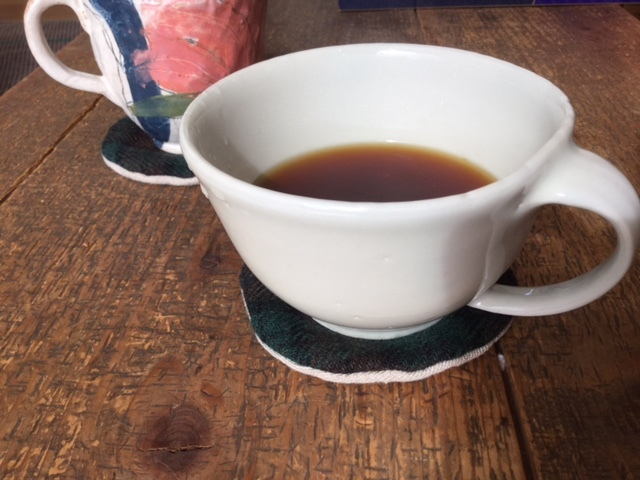 中本純也さんの白いカップ。_b0207631_16342579.jpg