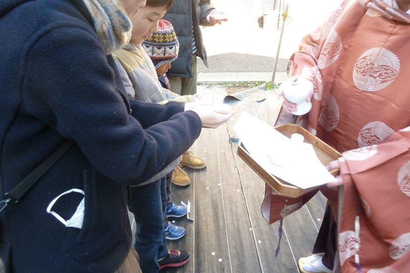 下丸子の家☆地鎮祭が無事執り行われました!_c0152341_16445212.jpg