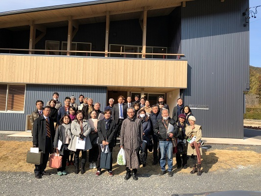 ❝ 掛川市森林組合新事務所 ❞ を探訪する!_b0111173_13591841.jpeg