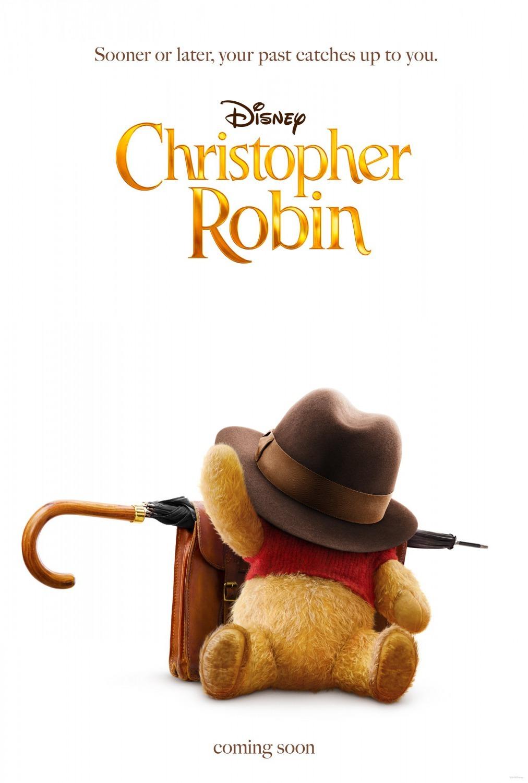 "\""Christopher Robin\"" のポスターとトレイラー_b0061082_16080324.jpg"