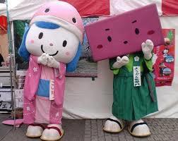 佐賀県小城市のゆるきゃら_c0018010_07393958.jpg