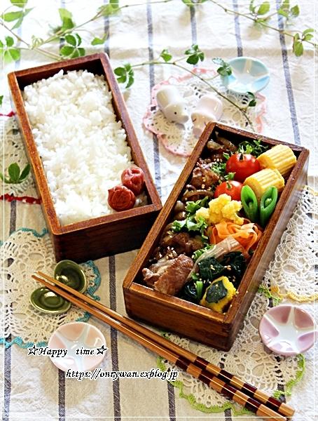 豚の生姜焼き弁当と雑貨屋巡りと今日のわんこ♪_f0348032_18372471.jpg