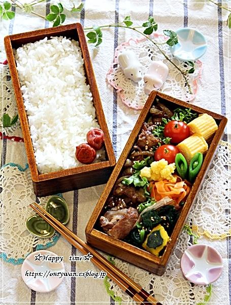 豚の生姜焼き弁当と雑貨屋巡りと今日のわんこ♪_f0348032_18373557.jpg