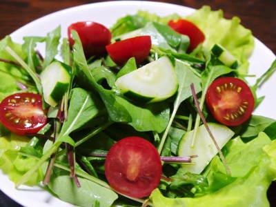 美味しいサラダ食べてますか?農薬を一切使用しない「水耕栽培の生野菜」大好評発売中!_a0254656_17164423.jpg