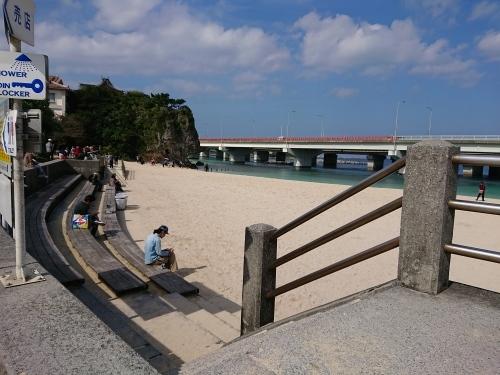 y散歩♪~波の上ビーチ_c0100865_12215037.jpg