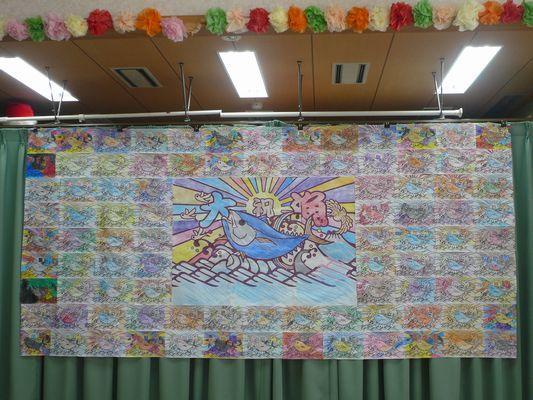 3/11 寿司パーティー_a0154110_15391582.jpg