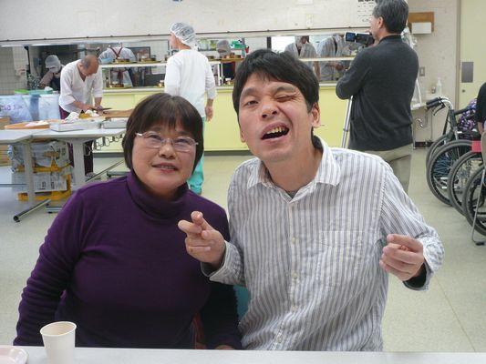 3/11 寿司パーティー_a0154110_15394582.jpg