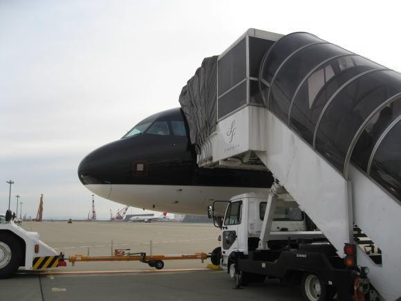 黒い飛行機!_a0268377_19372472.jpg