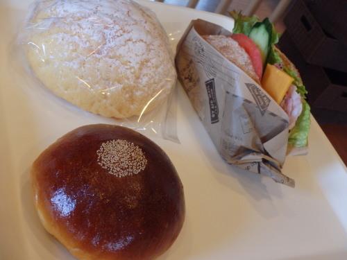 木津川沿いを行く、パンを食べるライド!_a0345079_13152213.jpg