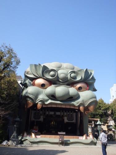 大阪市内寺社仏閣ライド!_a0345079_18551287.jpg