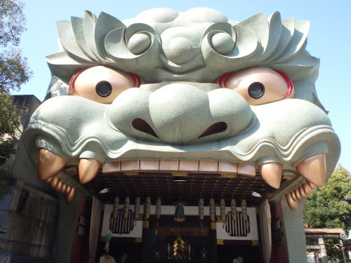 大阪市内寺社仏閣ライド!_a0345079_18560506.jpg