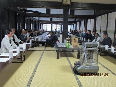 大和中学校卒業式     3月3日大祭「お日待ち」_b0092684_17371191.jpg