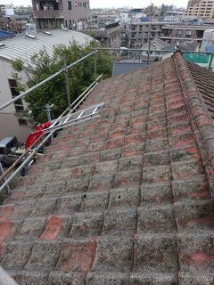 板橋区の赤塚で、屋根葺き替え工事_c0223192_22443058.jpg