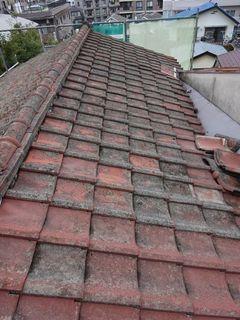 板橋区の赤塚で、屋根葺き替え工事_c0223192_22443464.jpg
