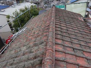 板橋区の赤塚で、屋根葺き替え工事_c0223192_22443747.jpg