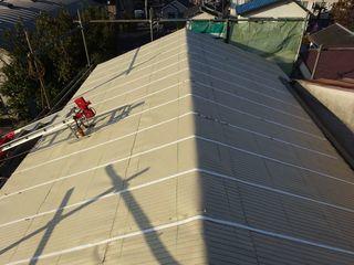 板橋区の赤塚で、瓦取り替え工事_c0223192_22445602.jpg