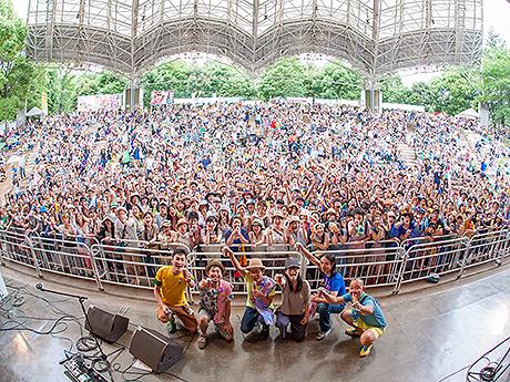 今年もメインMC&SAMBAを担当♪【夏びらきMUSIC FESTIVAL 2018】07/14 sat 15 sun 16 mon 埼玉県 所沢航空記念公園野外ステージ_b0032617_17232882.jpg