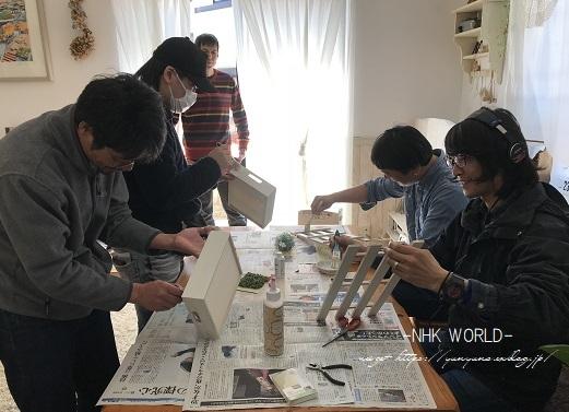 【NHK World Japanology plus】100円セリアでトイレをDIYプチリノベ♪_f0023333_22344388.jpg