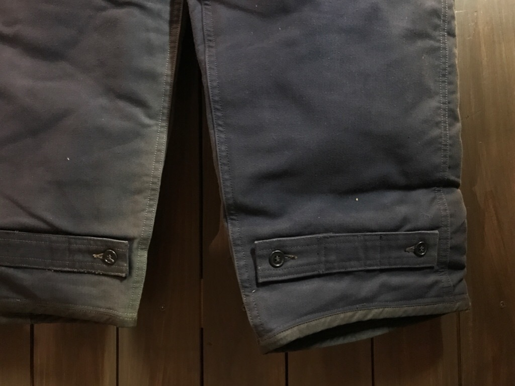 神戸店3/14(水)Vintage入荷! #6 US.Military Part3! USN Deck Pants!!!_c0078587_17175433.jpg