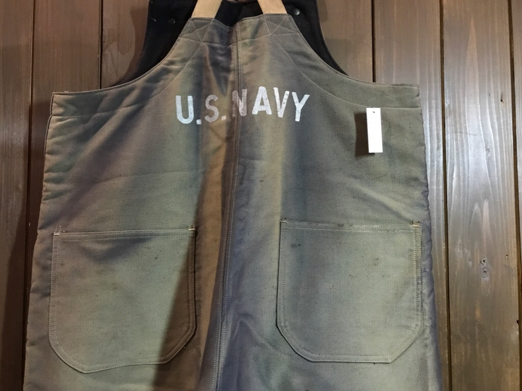 神戸店3/14(水)Vintage入荷! #6 US.Military Part3! USN Deck Pants!!!_c0078587_17175545.jpg