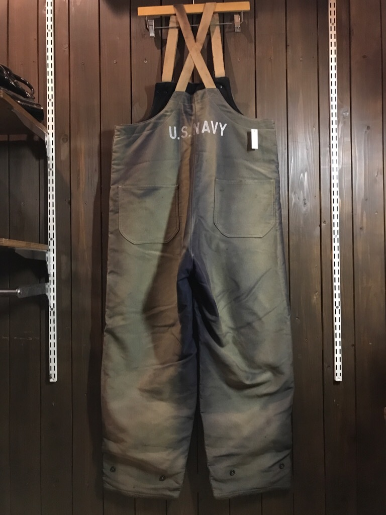 神戸店3/14(水)Vintage入荷! #6 US.Military Part3! USN Deck Pants!!!_c0078587_17185403.jpg