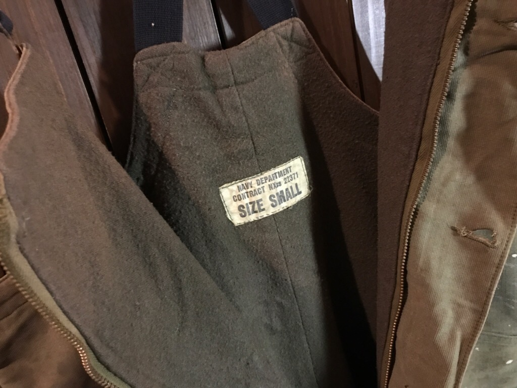 神戸店3/14(水)Vintage入荷! #6 US.Military Part3! USN Deck Pants!!!_c0078587_17232035.jpg