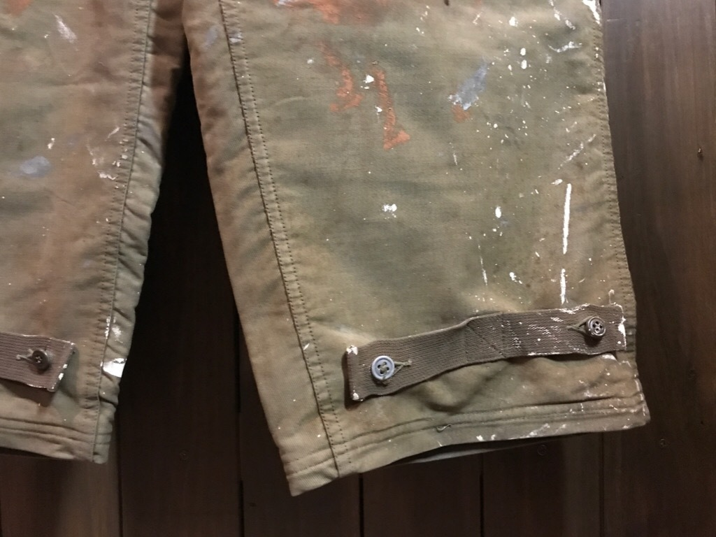 神戸店3/14(水)Vintage入荷! #6 US.Military Part3! USN Deck Pants!!!_c0078587_17232151.jpg