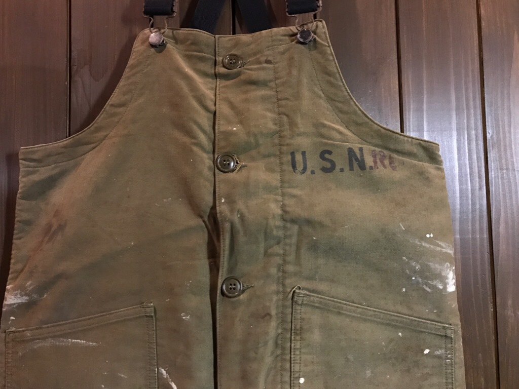 神戸店3/14(水)Vintage入荷! #6 US.Military Part3! USN Deck Pants!!!_c0078587_17232192.jpg