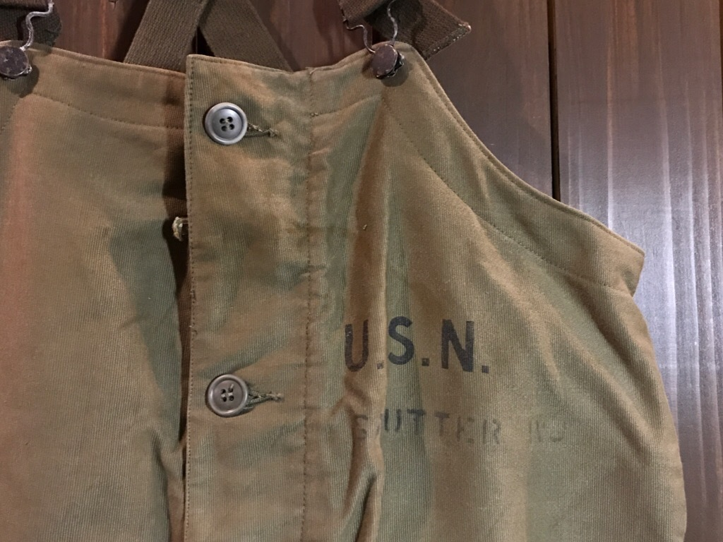 神戸店3/14(水)Vintage入荷! #6 US.Military Part3! USN Deck Pants!!!_c0078587_17244532.jpg