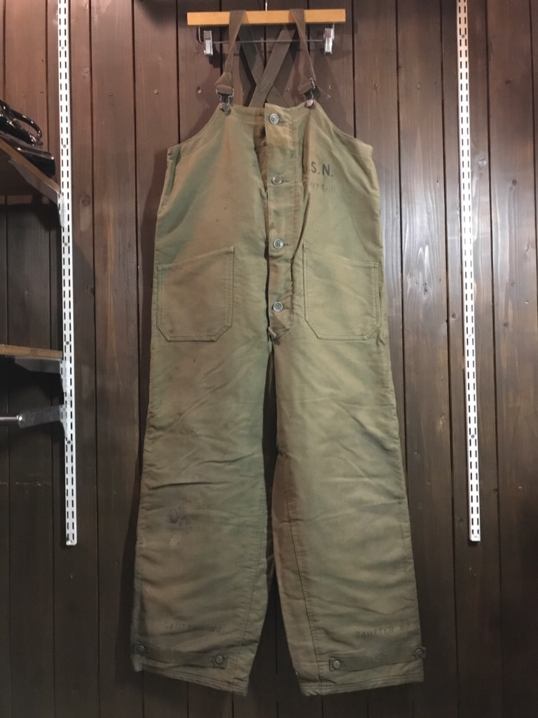 神戸店3/14(水)Vintage入荷! #6 US.Military Part3! USN Deck Pants!!!_c0078587_17244539.jpg