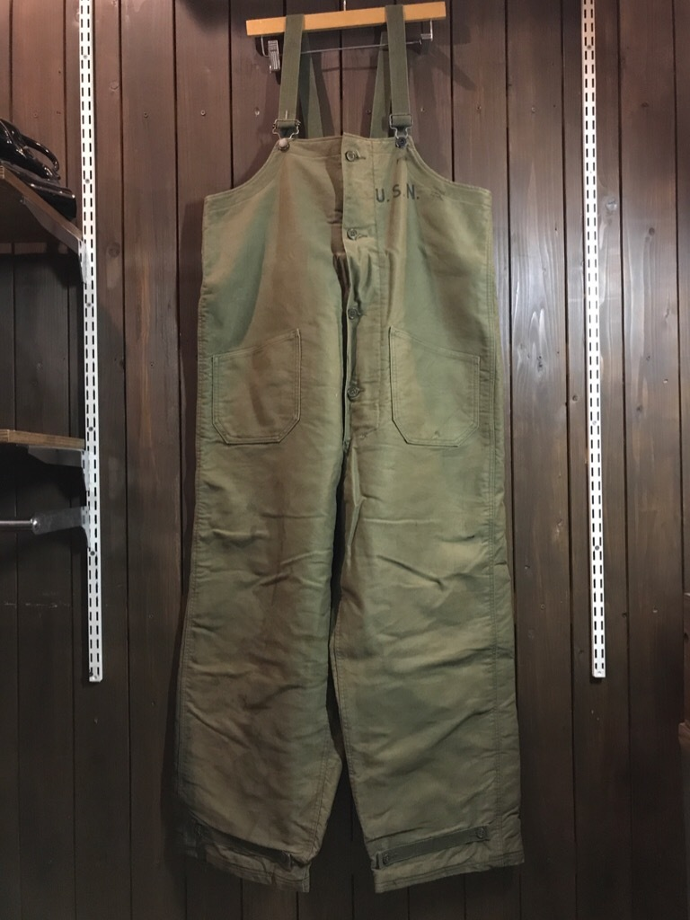 神戸店3/14(水)Vintage入荷! #6 US.Military Part3! USN Deck Pants!!!_c0078587_17260524.jpg
