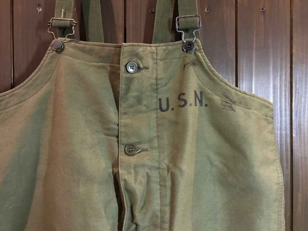 神戸店3/14(水)Vintage入荷! #6 US.Military Part3! USN Deck Pants!!!_c0078587_17260568.jpg