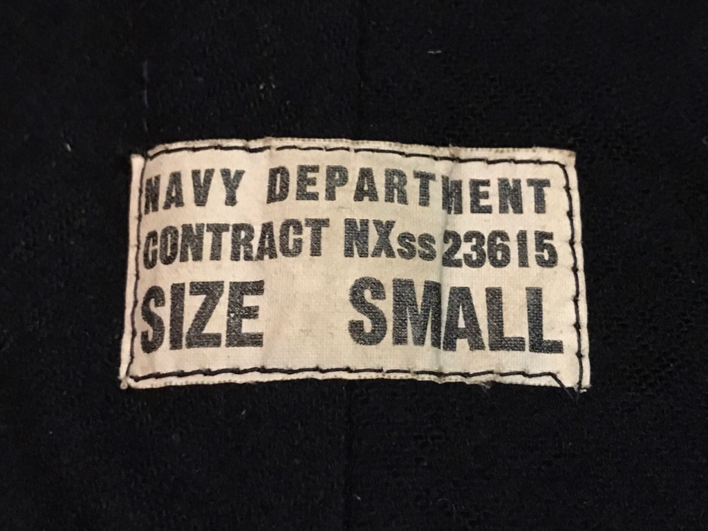神戸店3/14(水)Vintage入荷! #6 US.Military Part3! USN Deck Pants!!!_c0078587_18204090.jpg