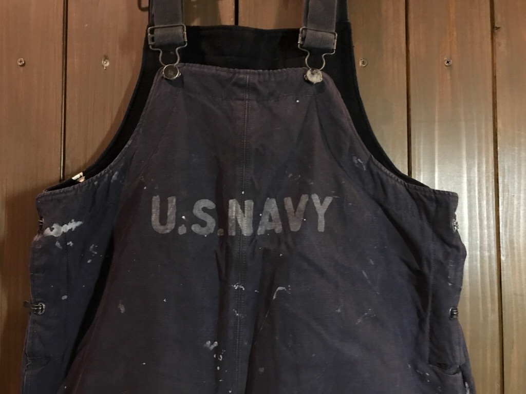 神戸店3/14(水)Vintage入荷! #6 US.Military Part3! USN Deck Pants!!!_c0078587_18214035.jpg