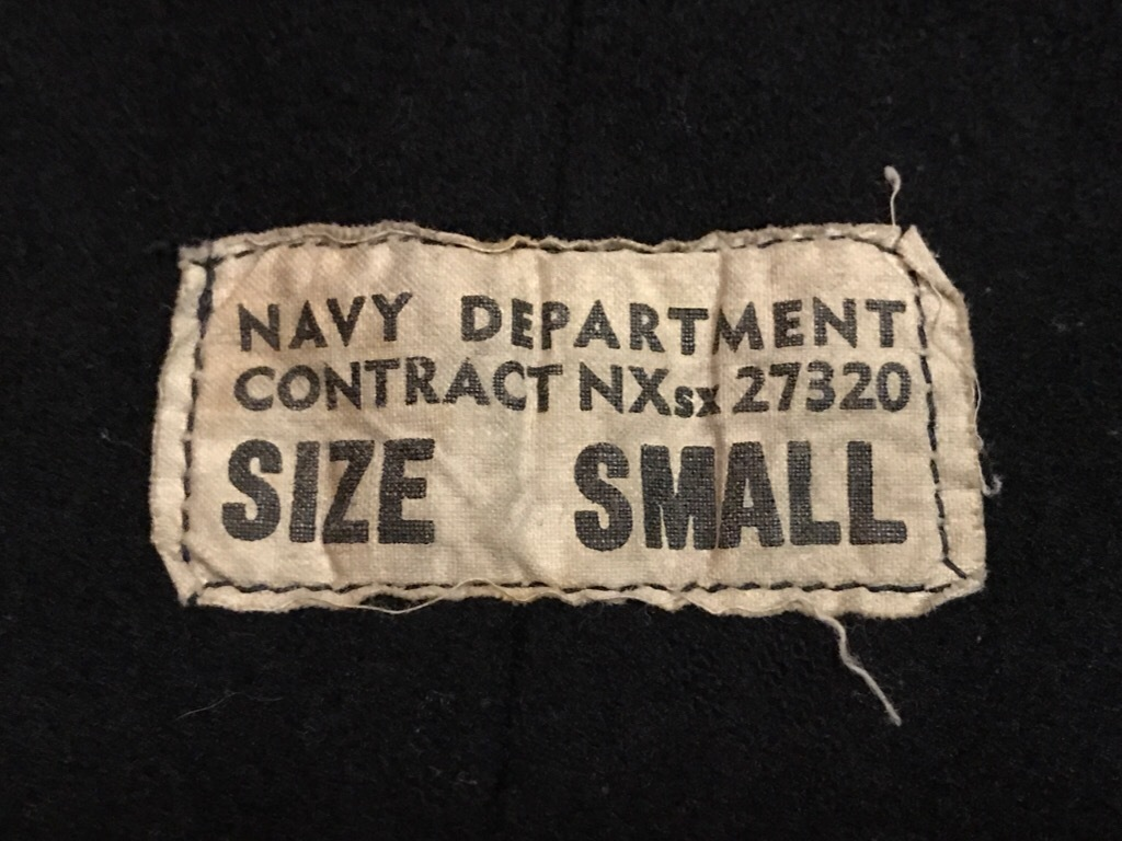 神戸店3/14(水)Vintage入荷! #6 US.Military Part3! USN Deck Pants!!!_c0078587_18214155.jpg