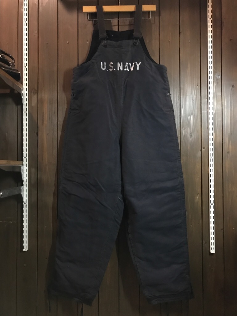 神戸店3/14(水)Vintage入荷! #6 US.Military Part3! USN Deck Pants!!!_c0078587_18223428.jpg