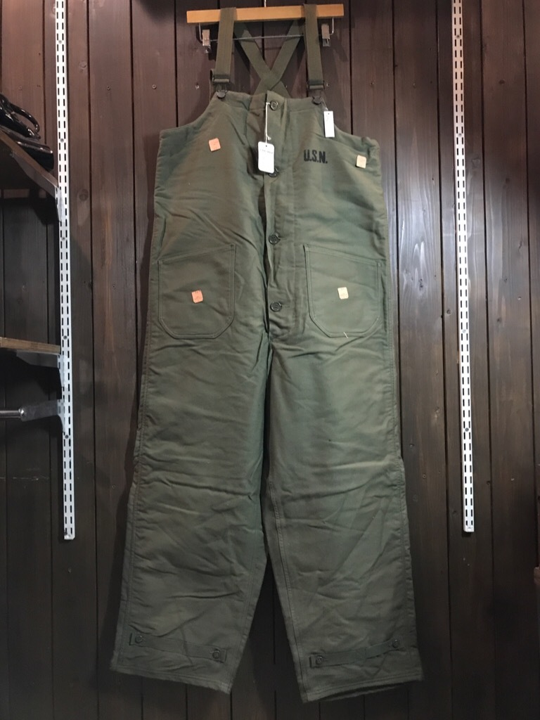 神戸店3/14(水)Vintage入荷! #6 US.Military Part3! USN Deck Pants!!!_c0078587_23221229.jpg