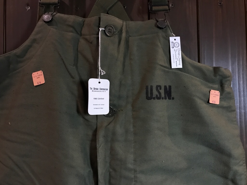 神戸店3/14(水)Vintage入荷! #6 US.Military Part3! USN Deck Pants!!!_c0078587_23221297.jpg