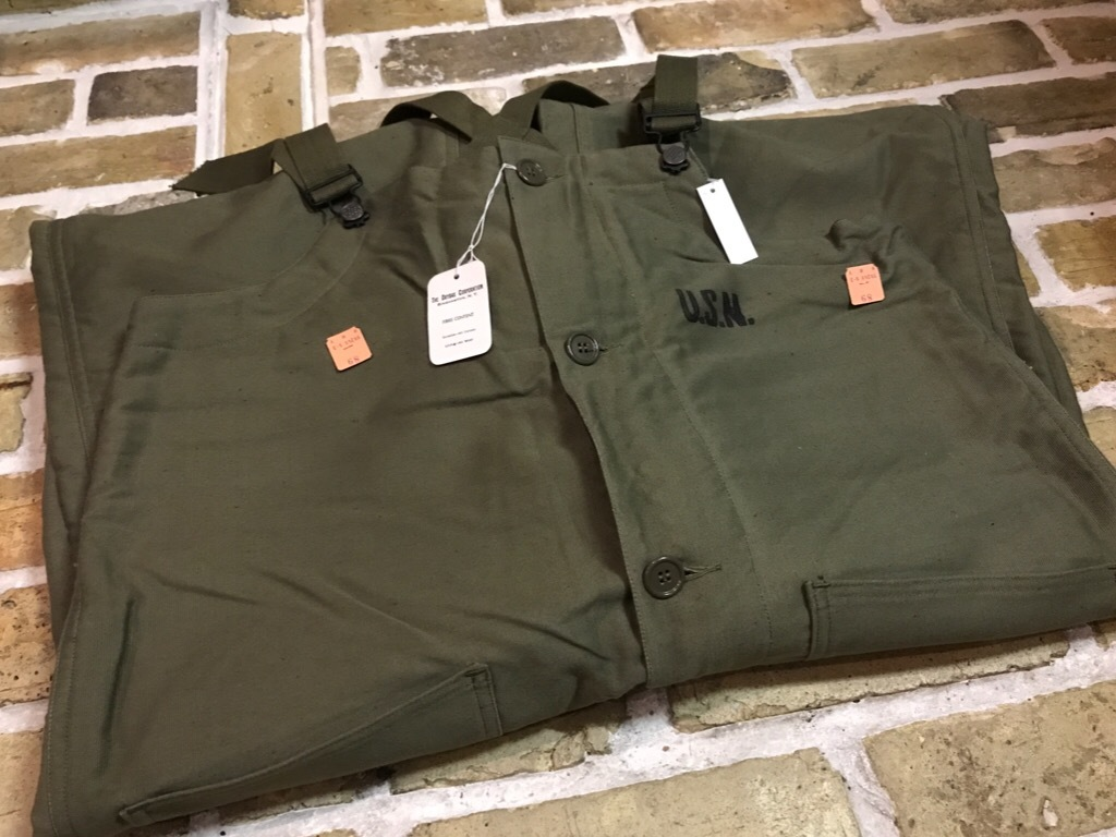 神戸店3/14(水)Vintage入荷! #6 US.Military Part3! USN Deck Pants!!!_c0078587_23221375.jpg