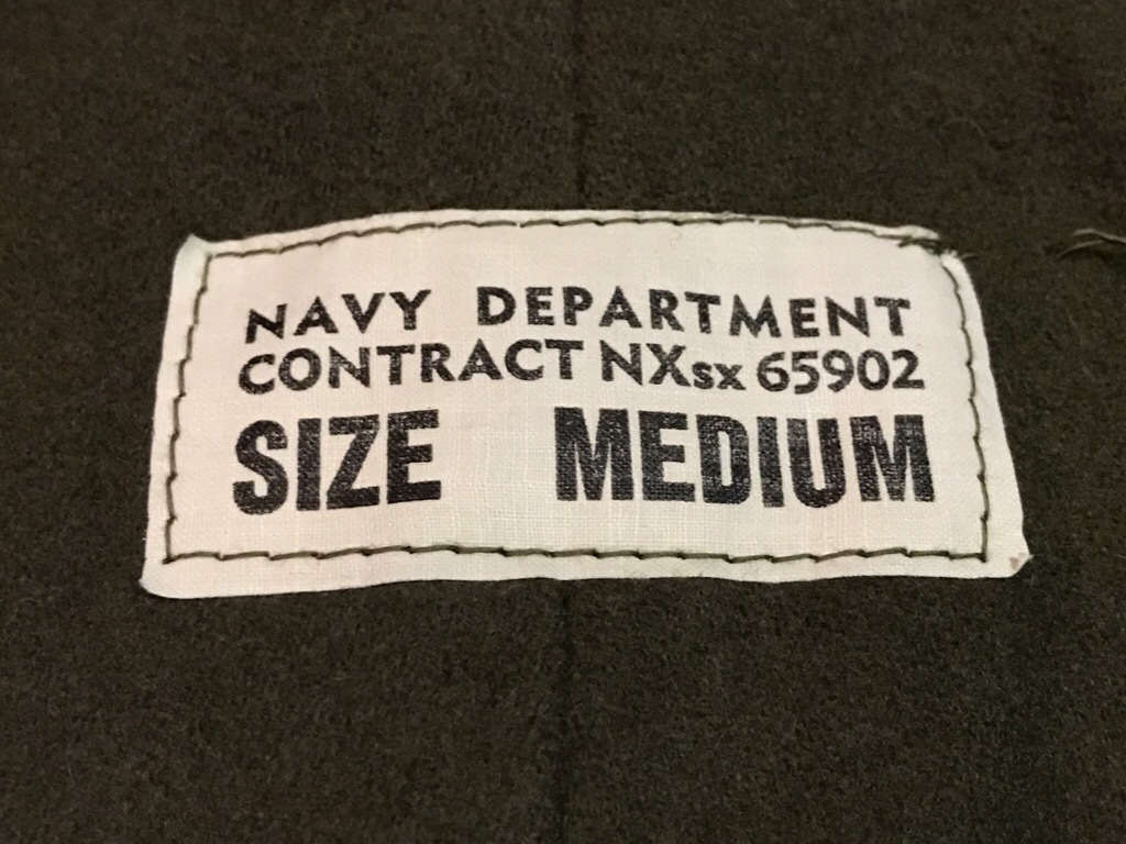 神戸店3/14(水)Vintage入荷! #6 US.Military Part3! USN Deck Pants!!!_c0078587_23224226.jpg
