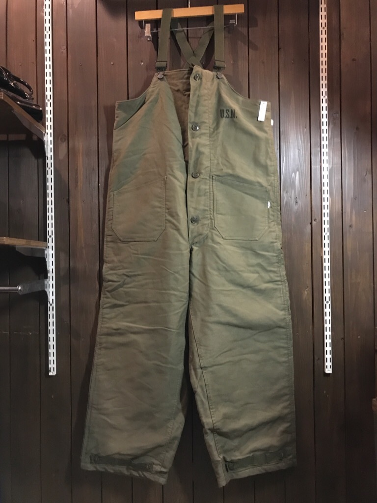 神戸店3/14(水)Vintage入荷! #6 US.Military Part3! USN Deck Pants!!!_c0078587_23224256.jpg
