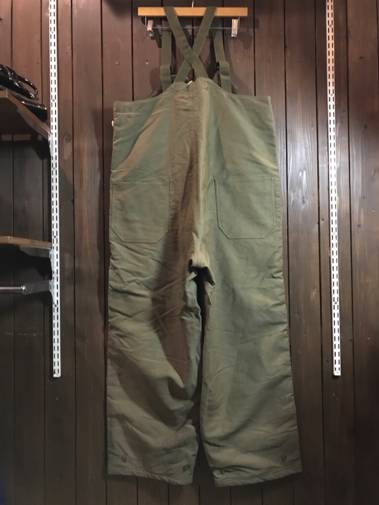 神戸店3/14(水)Vintage入荷! #6 US.Military Part3! USN Deck Pants!!!_c0078587_23224274.jpg