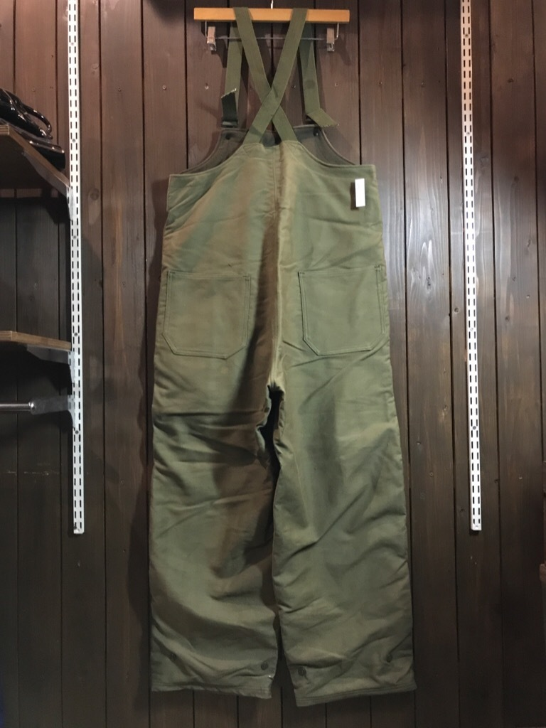 神戸店3/14(水)Vintage入荷! #6 US.Military Part3! USN Deck Pants!!!_c0078587_23231911.jpg