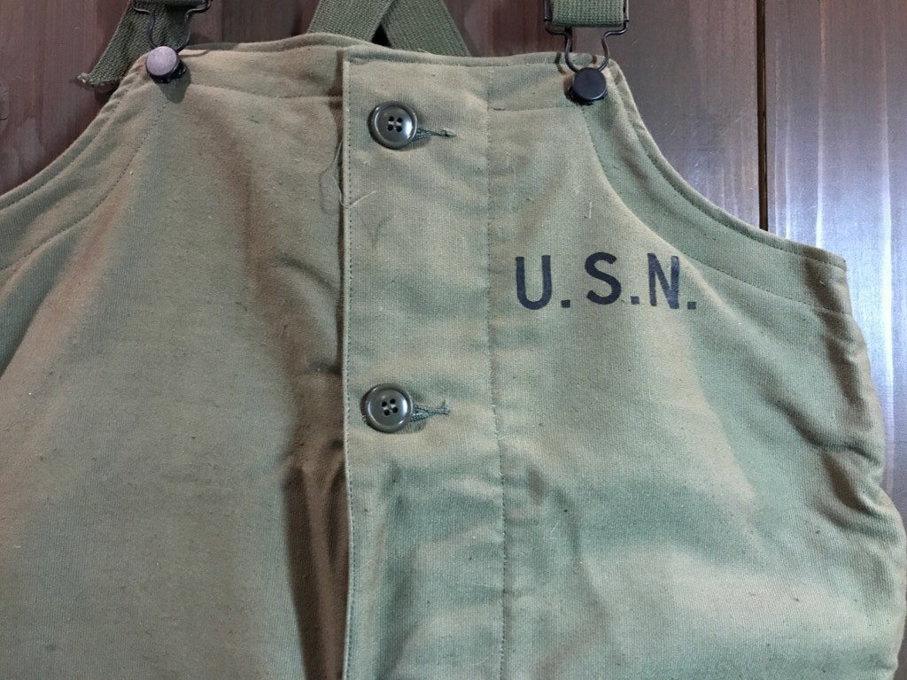 神戸店3/14(水)Vintage入荷! #6 US.Military Part3! USN Deck Pants!!!_c0078587_23232039.jpg