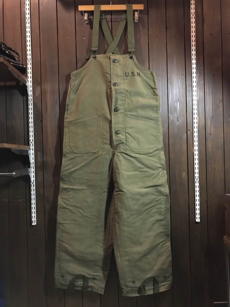 神戸店3/14(水)Vintage入荷! #6 US.Military Part3! USN Deck Pants!!!_c0078587_23232040.jpg