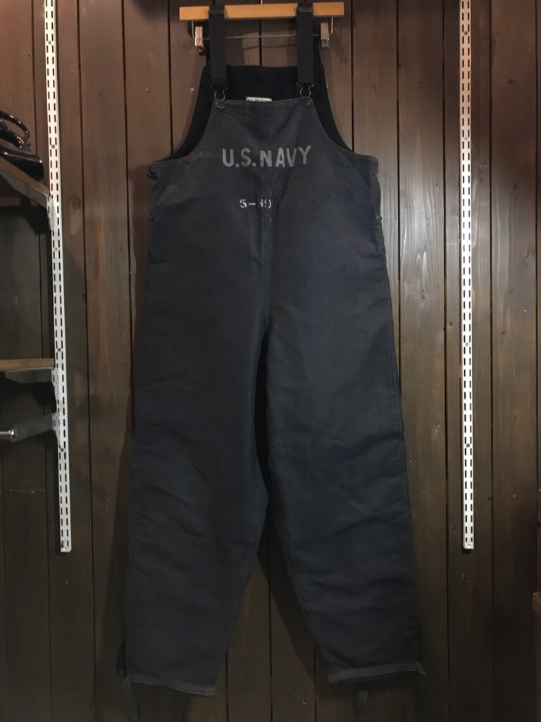 神戸店3/14(水)Vintage入荷! #6 US.Military Part3! USN Deck Pants!!!_c0078587_23242539.jpg