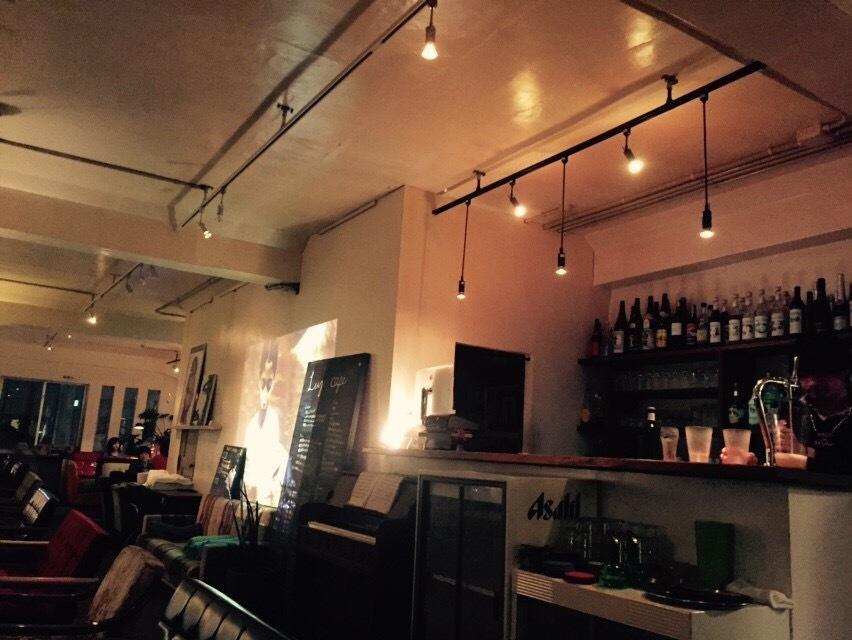 Luzcafe DJ機器移動設置完了_e0115904_06183864.jpg