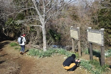 2018年1月29日 千葉房州の山、高宕山へ_c0242406_13081447.jpg